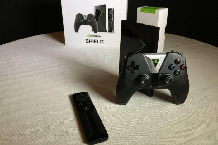 Nvidia Shield (second generation)