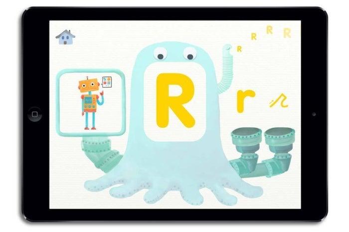 smart letters alphamonster app