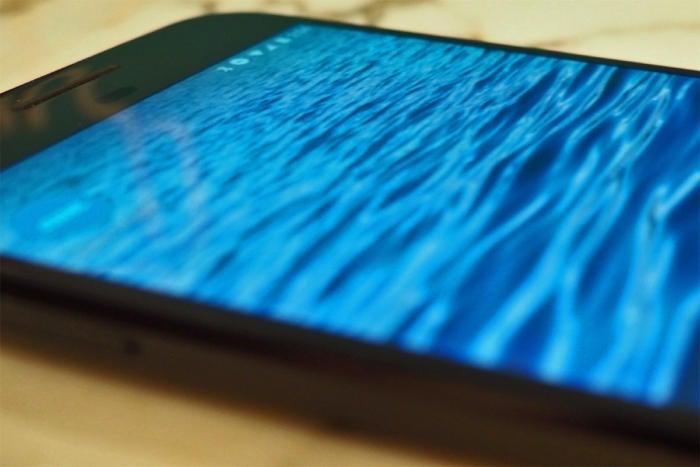 Smartphone Bezels