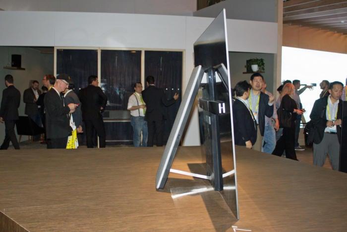 Sony Bravia XBR A1E profile