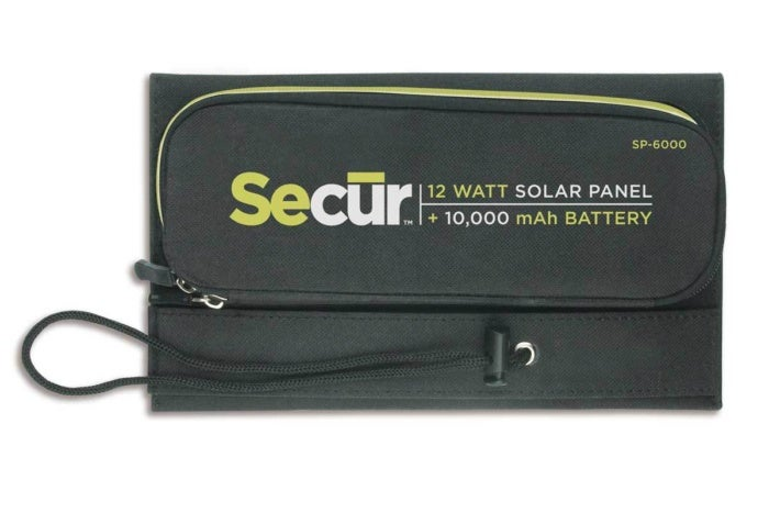 Secur SP-6000 Ultimate Solar Charger