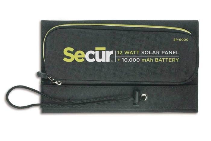 Secur SP-6000 Ultimate Solar Charger