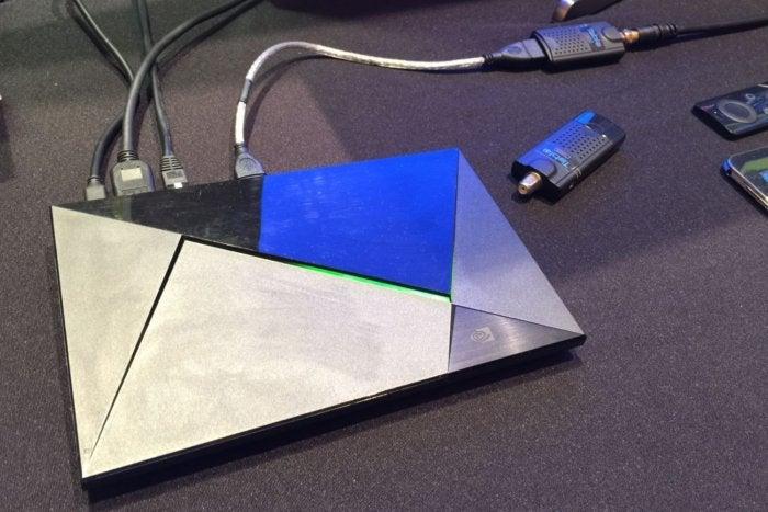 Tablo Droid running on Nvidia Shield