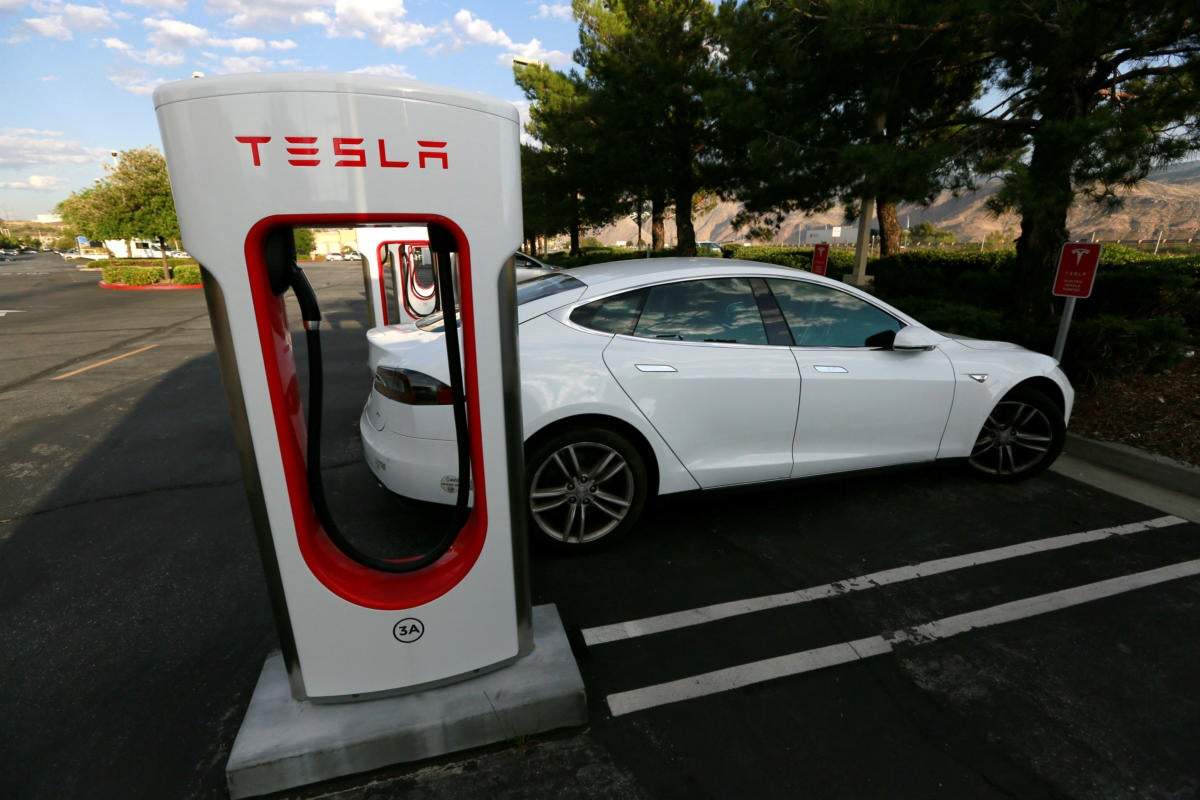Heres How Much Tesla Will Require EV Owners To Pay To Charge Up - A tesla