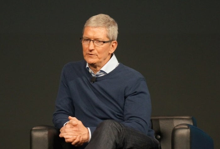tim cook apple ceo