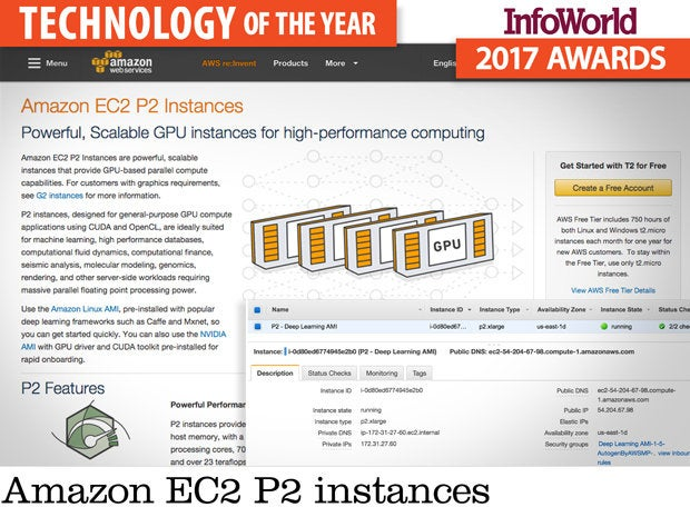 Amazon EC2 P2 instances