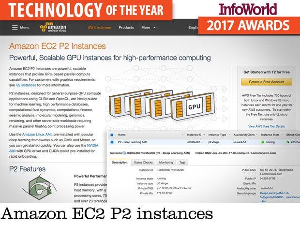 Amazon EC2 P2 instances