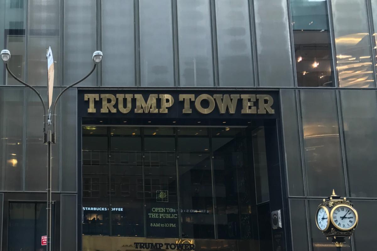 trump tower january 2017