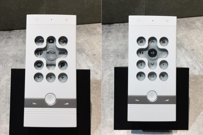 Universal Electronics concept remote