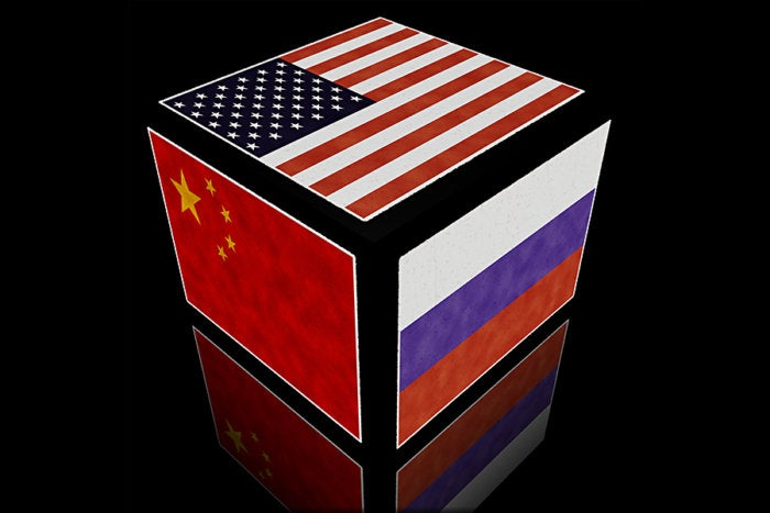 Russia, China and the US Meeting in Moscow
