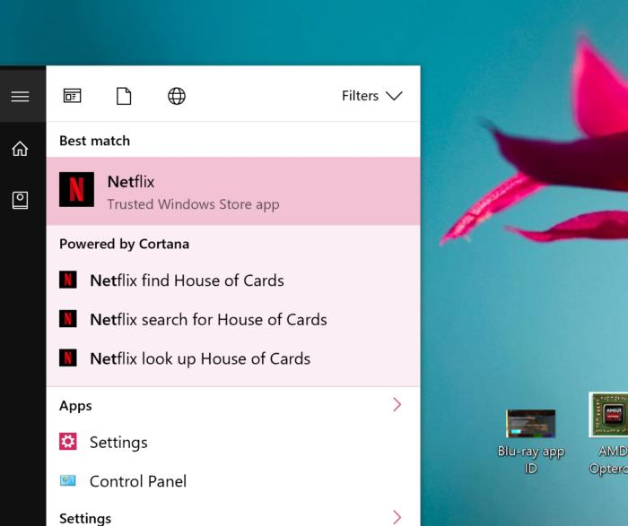 windows 10 cortana suggestions