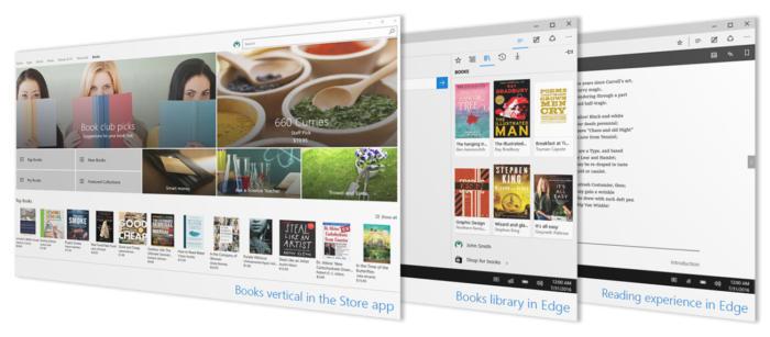 windows 10 creators update ebooks