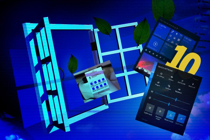10 windows 10 interface changes coming in the creators update pcworld. Black Bedroom Furniture Sets. Home Design Ideas