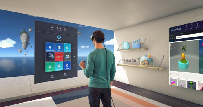 windows 10 vr headset
