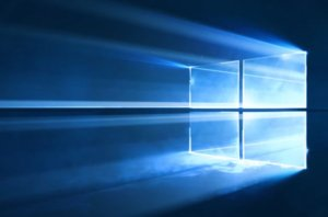 windows 10 wallpaper logo
