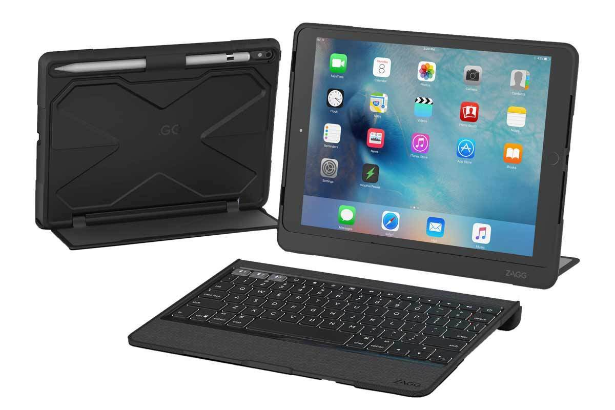Zagg Slim Case Pro And Rugged Case Pro Review Ipad Pro