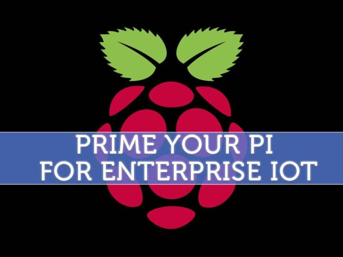 15 ways to prime your Raspberry Pi for IoT