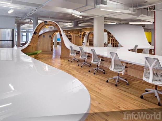 It's a table! It's a room! It's Superdesk!