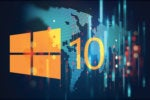 Windows10 global digital data statistics