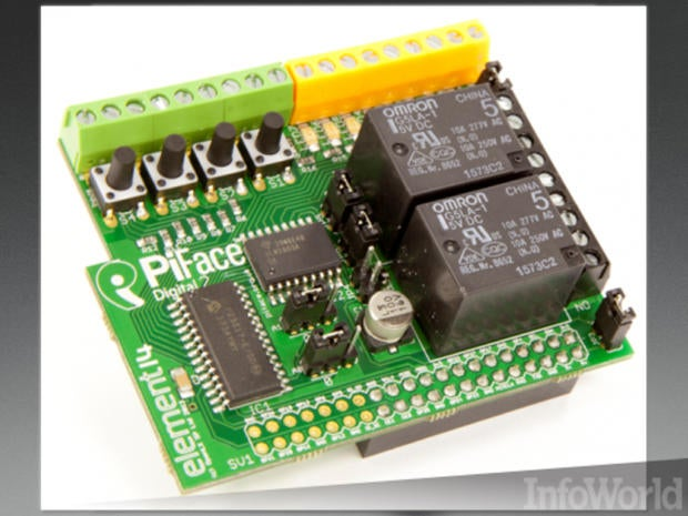 Ditch the solder with PiFace Digital 2