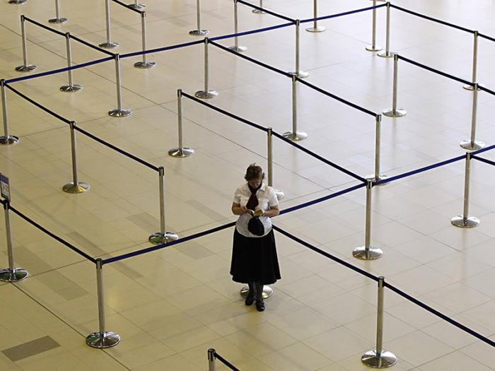 TSA Precheck security