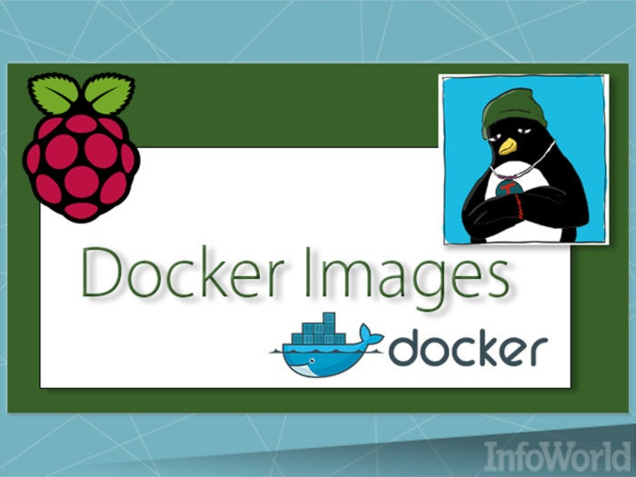 Containerize your Pi app with Docker