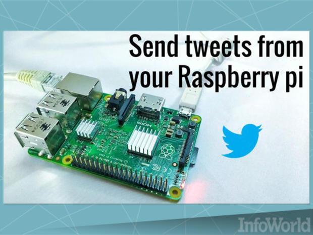 Tweet your Pi