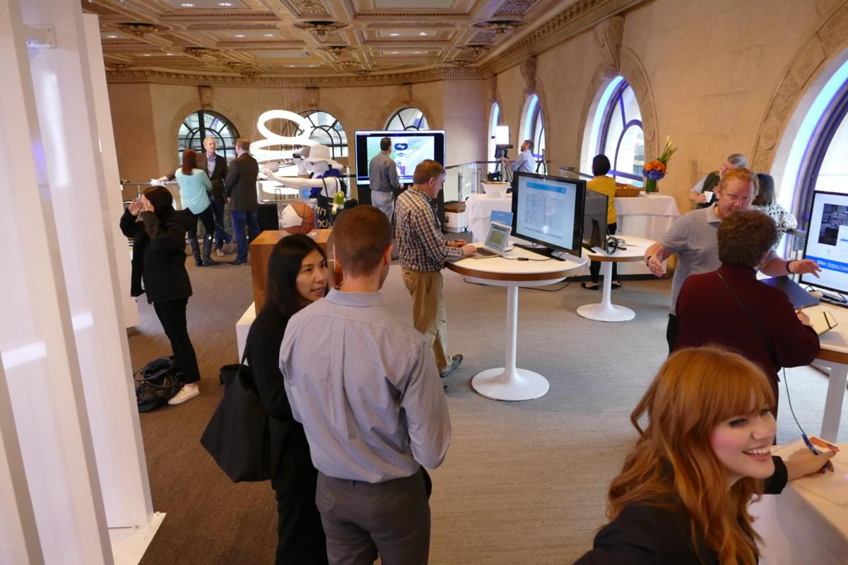 20170201 att san francisco store event