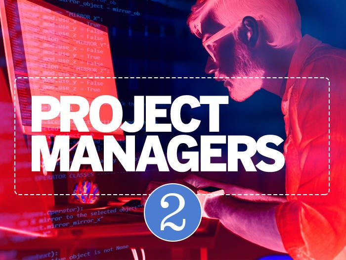 2 project managers