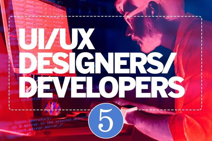 5 ux ui designers