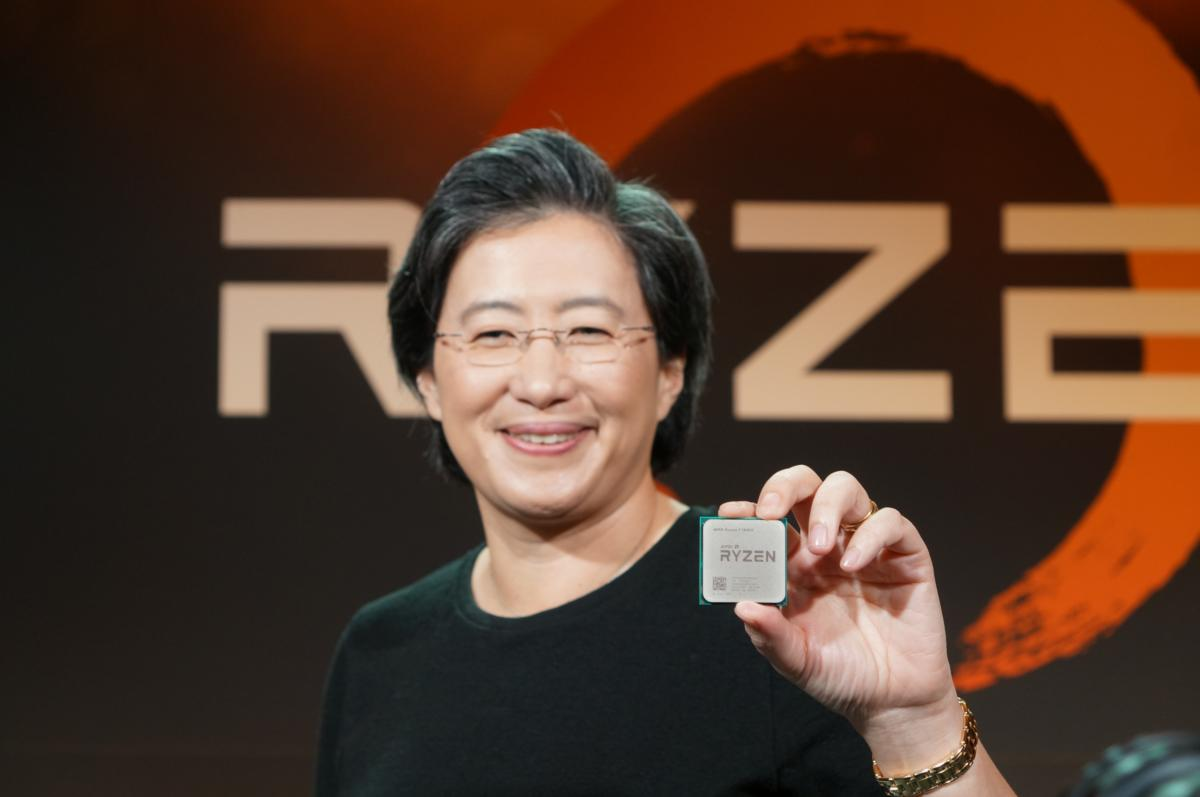 AMD will Spectre-proof the Zen 2 architecture, and 4 other