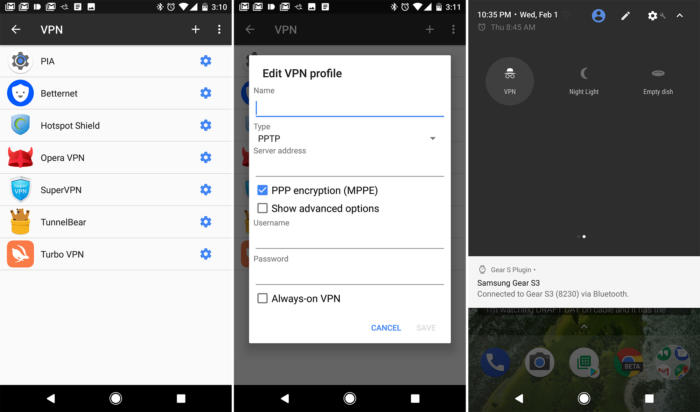 how to protect your privacy with a vpn on android cio
