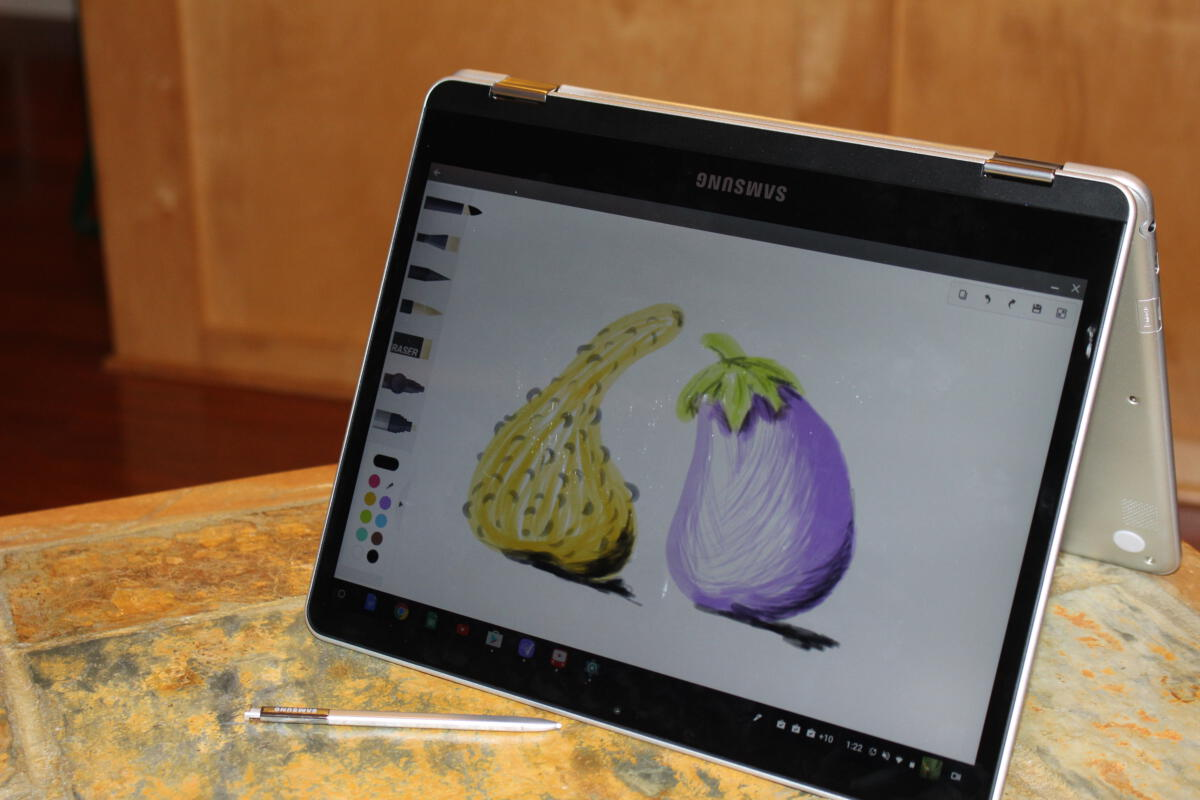 Hands On Running Android Apps On A Chromebook Could Be