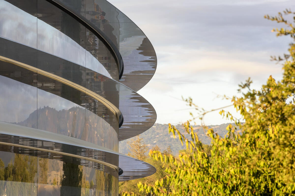 photo image Apple sets a new environmental goal: No more mining