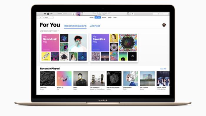 apple music 2017 lists
