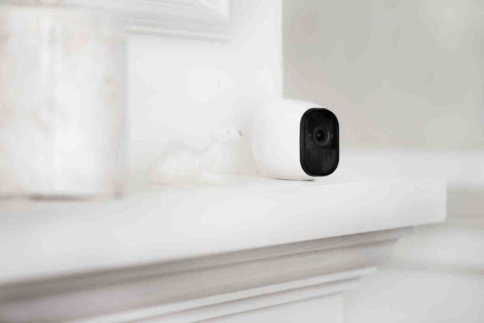 Netgear Arlo Pro Review A Great Home Security Camera