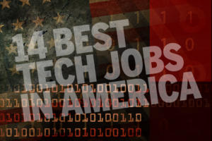 best tech jobs in america