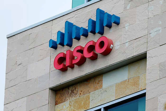 cisco building logo