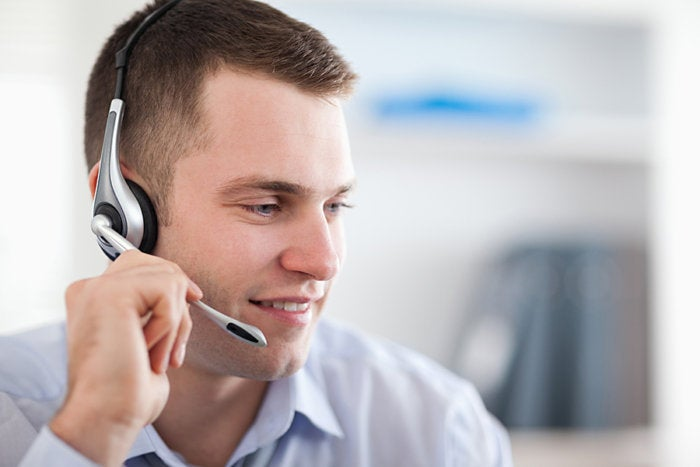 customer service telemarketing