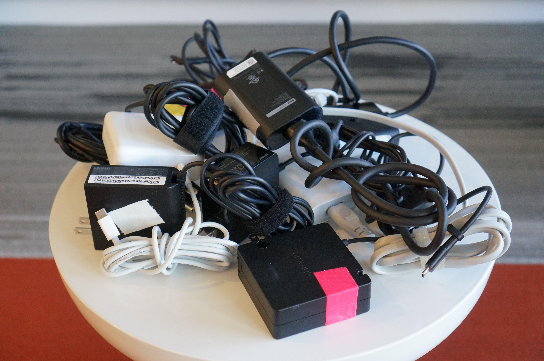Universal Usb C Charging How The Dream Is Coming True Pcworld Notebook Power Adapter 96 Watt Dsc03615