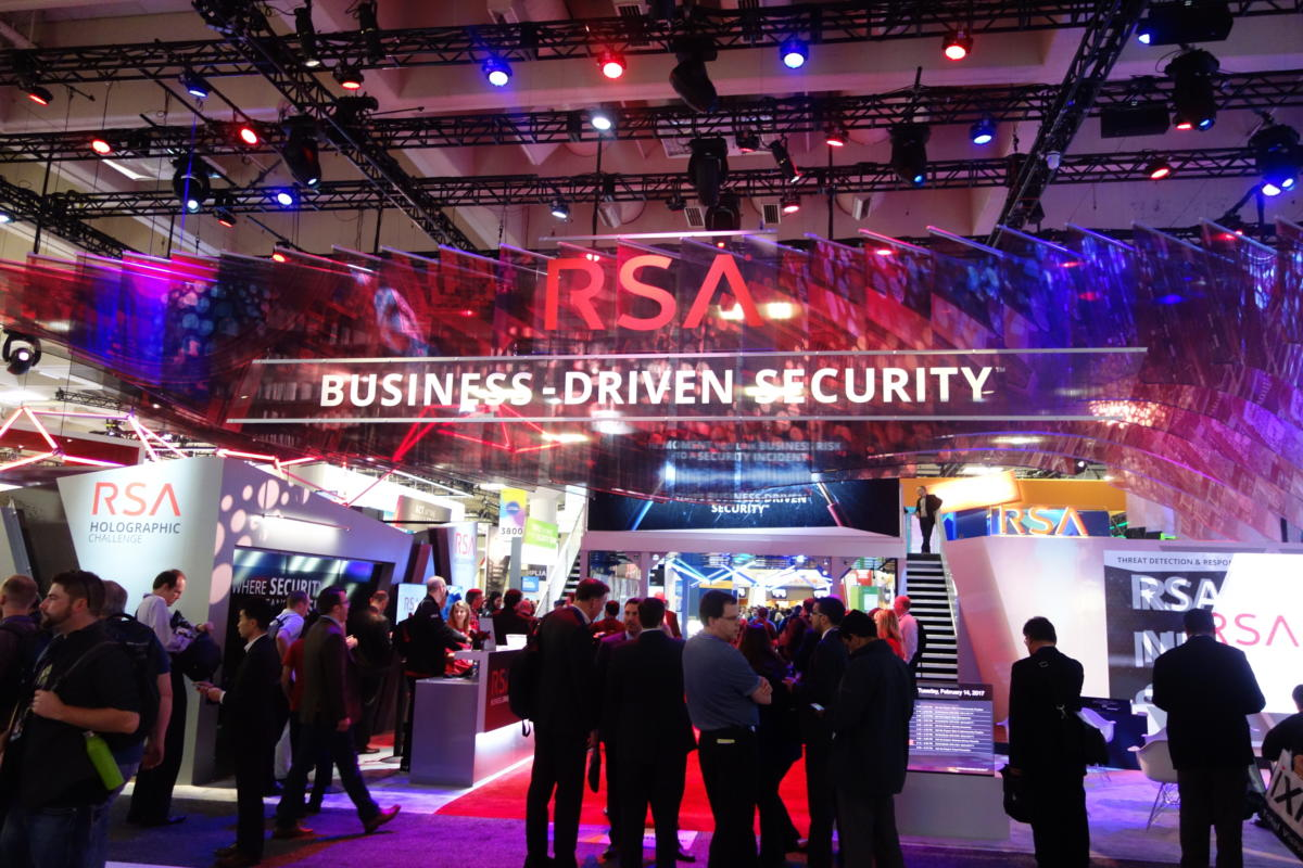 RSA 2017 cybersecurity conference