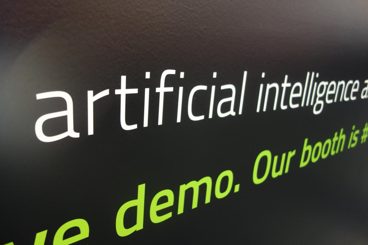 A.I. faces hype, skepticism at RSA cybersecurity show