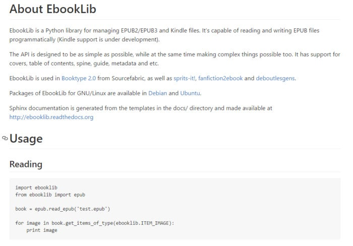EbookLib