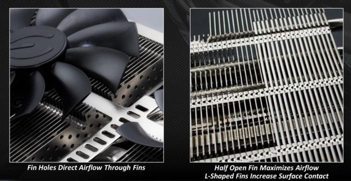 evga icx airflow