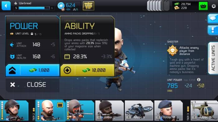 fft warfriends upgrades