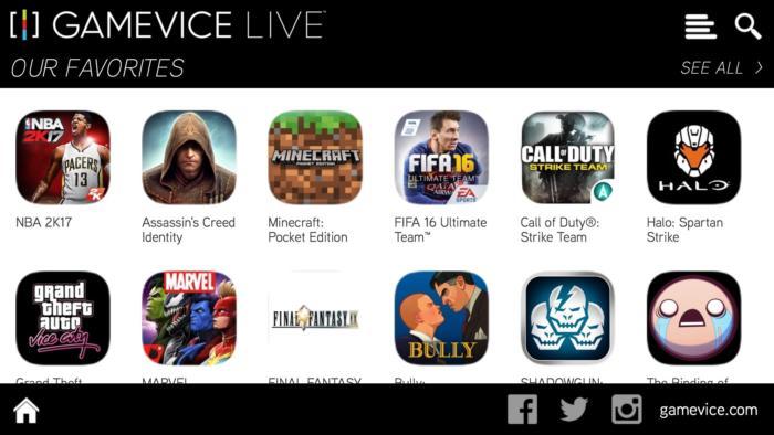 gamevice app