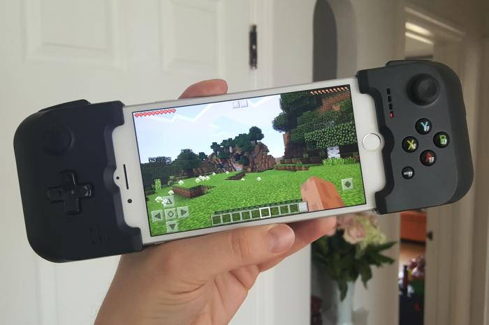 The Gamevice Turns Your Iphone 7 Into A Handheld Game Console Macworld
