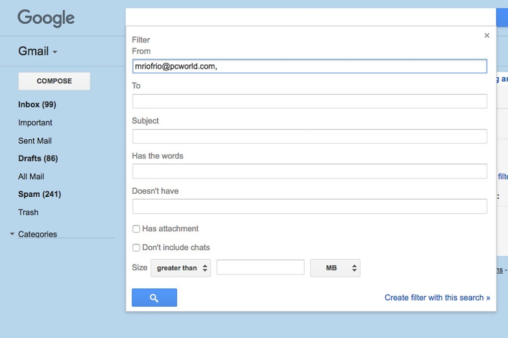 How to get notifications of specific Gmail messages on your