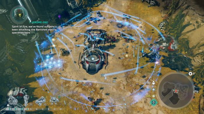 Halo Wars 2 Review Spinning Its Warthog Wheels In A Stagnant Rts Genre Pcworld