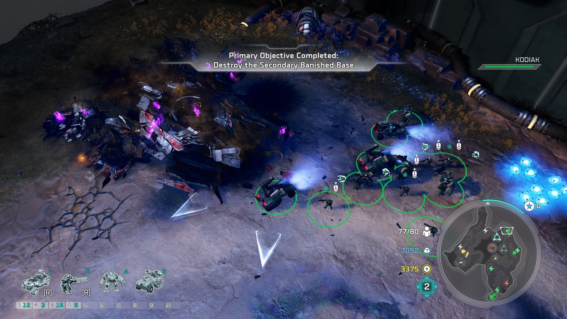 Halo Wars 2 Review  Spinning Its Warthog Wheels In A Stagnant Rts Genre